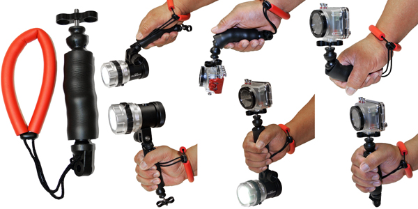 Innovative Scuba FLOATING MULTI-GRIP