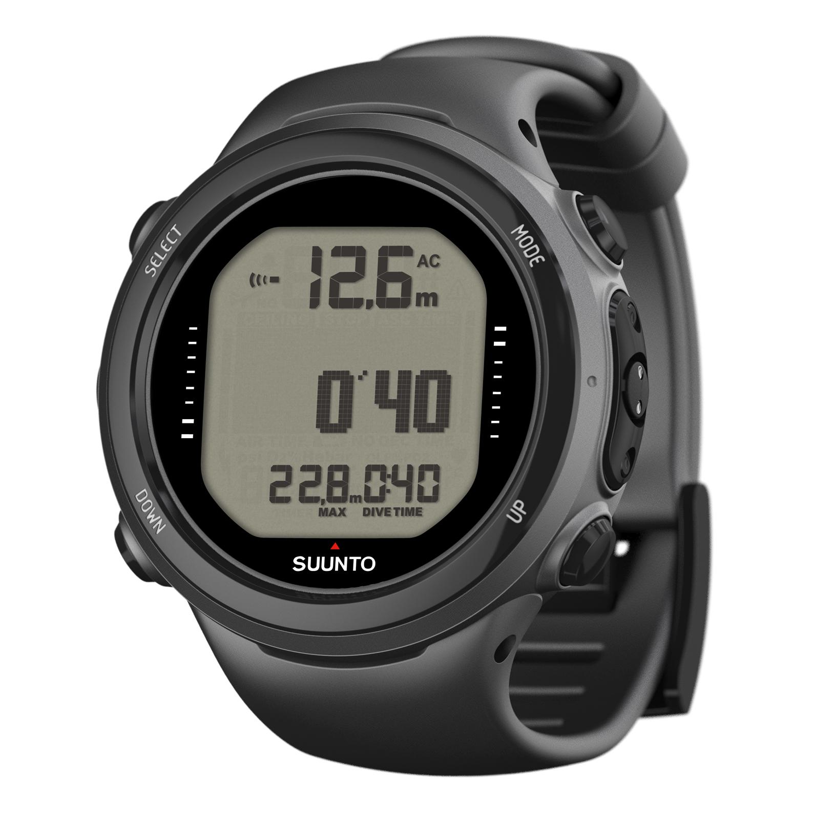 Splinternye Køb Suunto D4i Novo dykkerur til fridykning og dykning SORT UY-45
