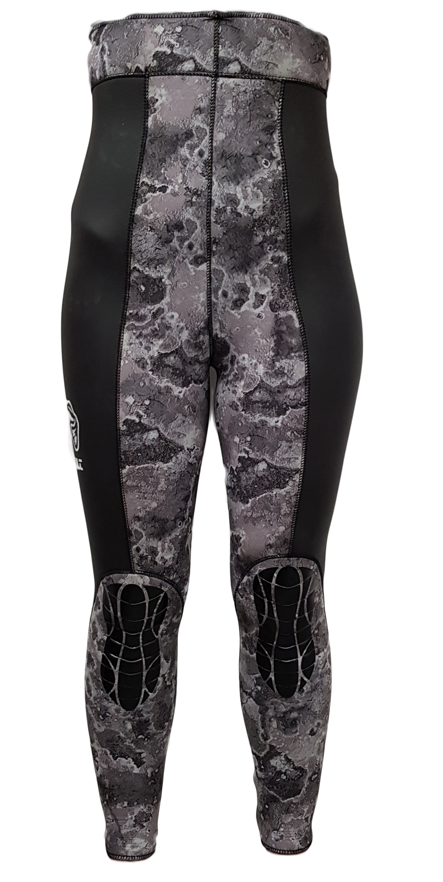H Dessault UV DRAGT PANT FEMALE DUO CAMO 7,5MM