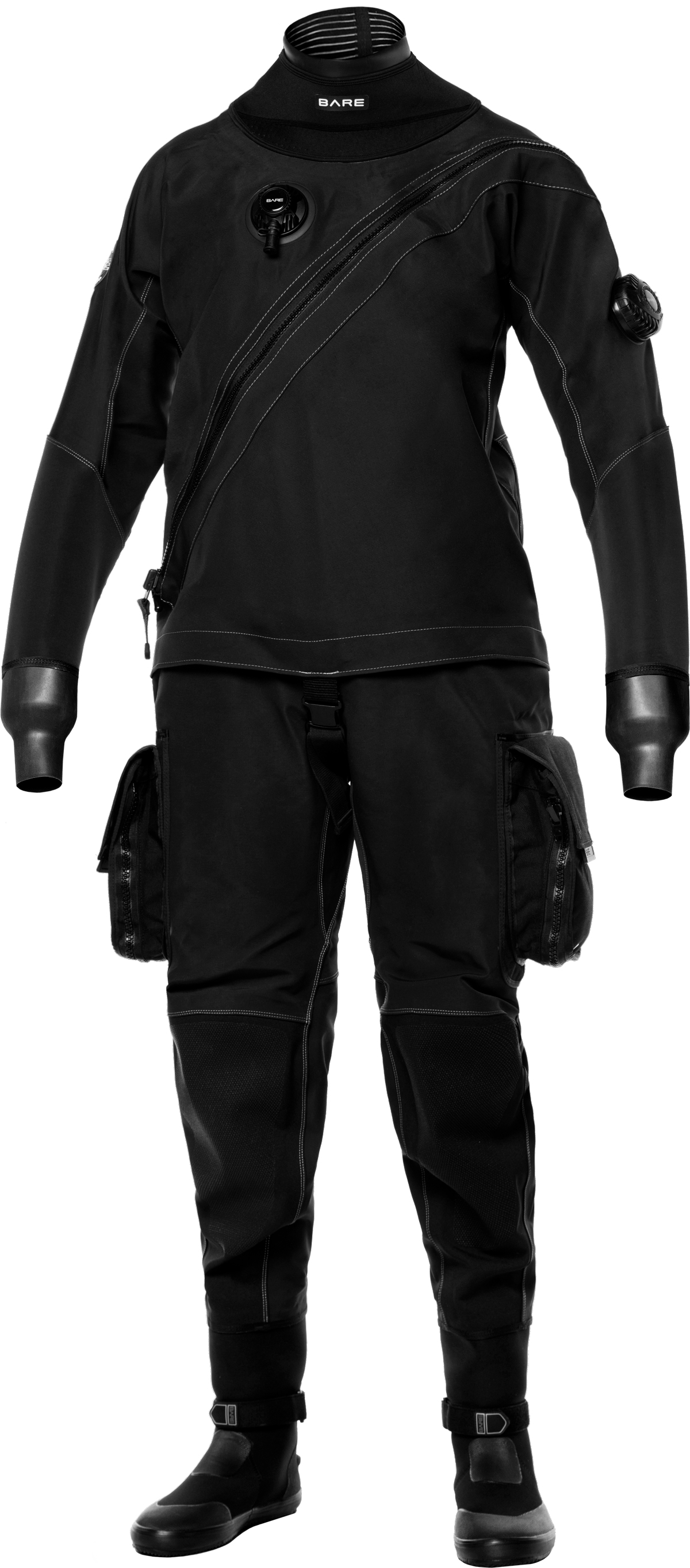BARE Sports BARE X-MISSION EVOLUTION DRYSUIT